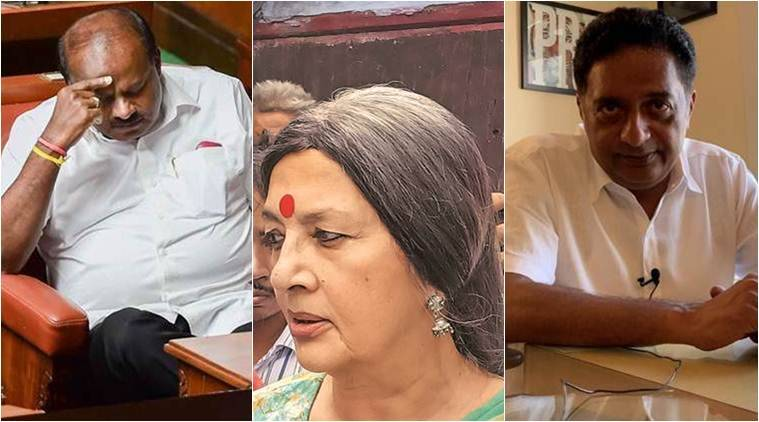 Threat letter sent to Prakash Raj, Brinda Karat, 13 others; calls them 'traitors'
