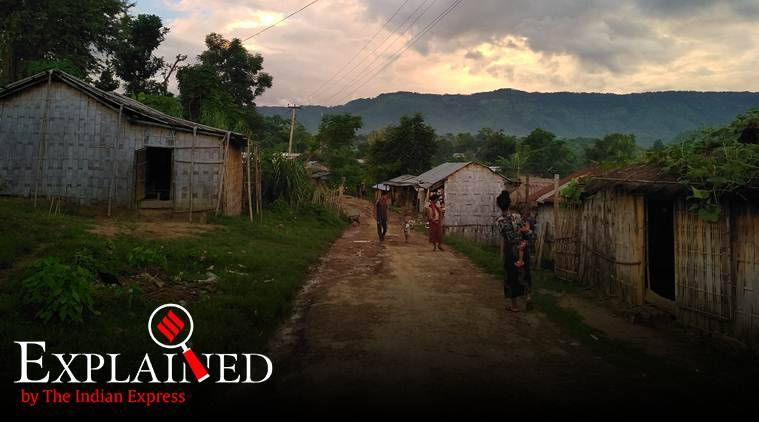 Explained: What is the agreement to settle Bru refugees in Tripura