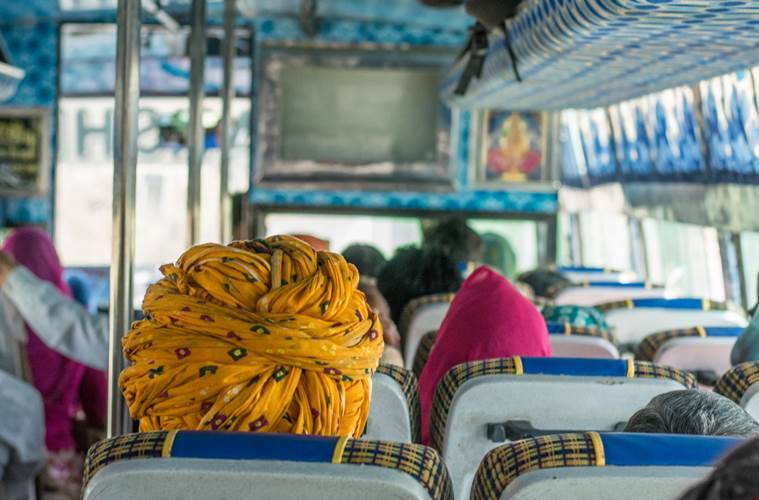 bus journey, road trip, things to carry on a bus journey, travel, quick getaway, indian express, indian express news
