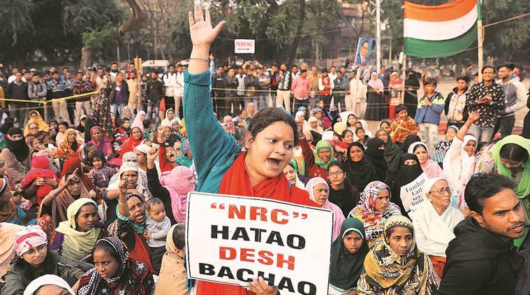 caa protests, CAA protestors, republic day, January 26, anti caa protests, Republic of India, Citizenship, indian express