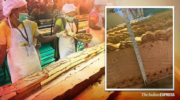 Watch: Bakers in Kerala create world's longest cake and its over 6 km long