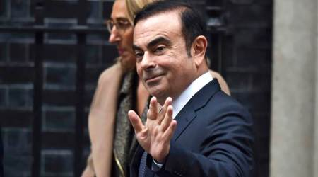 Carlos Ghosn, carlos ghosn news, japan news, world news, indian express news