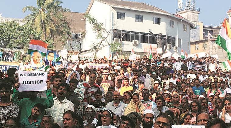 At Margao, Goa Church organises first anti-CAA protest