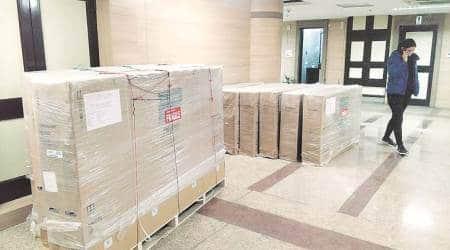 No money for roads, Chandigarh civic body imports LCD monitors worth lakhs