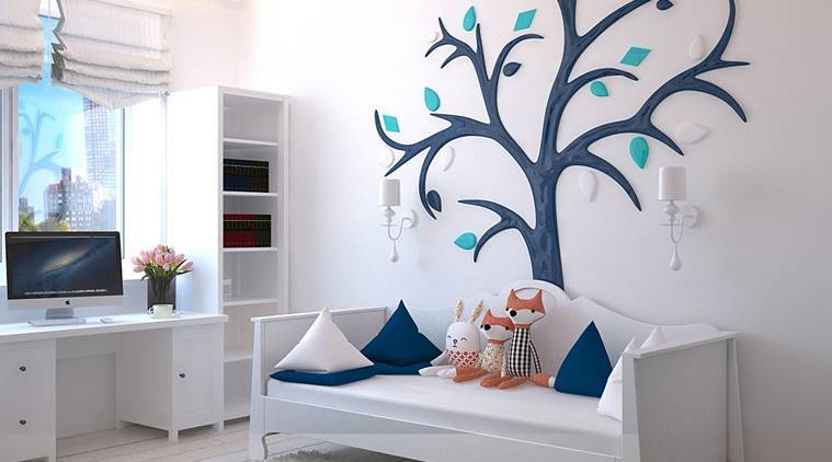 Interior Decor Ideas To Boost Your Child S Creativity Parenting News The Indian Express