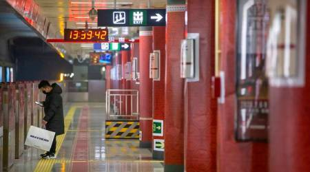 As coronavirus spreads across China, cities resemble ghost towns