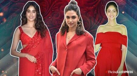 Pretty in red: When Bollywood aced the bright hue