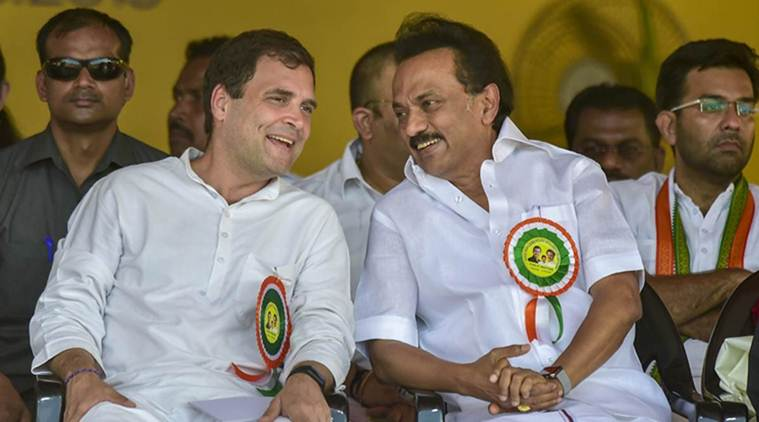 Congress emissaries help resolve tension with DMK, Stalin appeals to avoid public statements on alliance