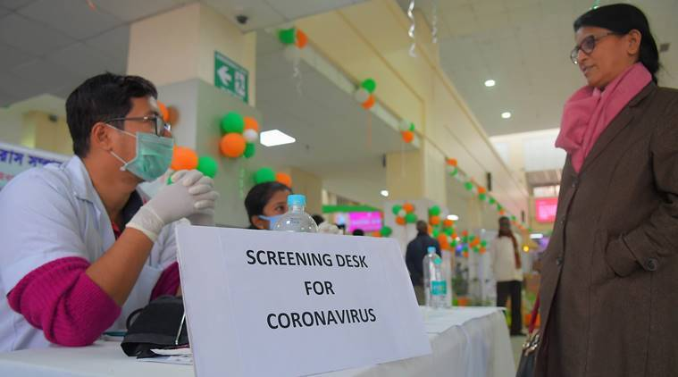 coronavirus latest news updates  coronavirus outbreak in