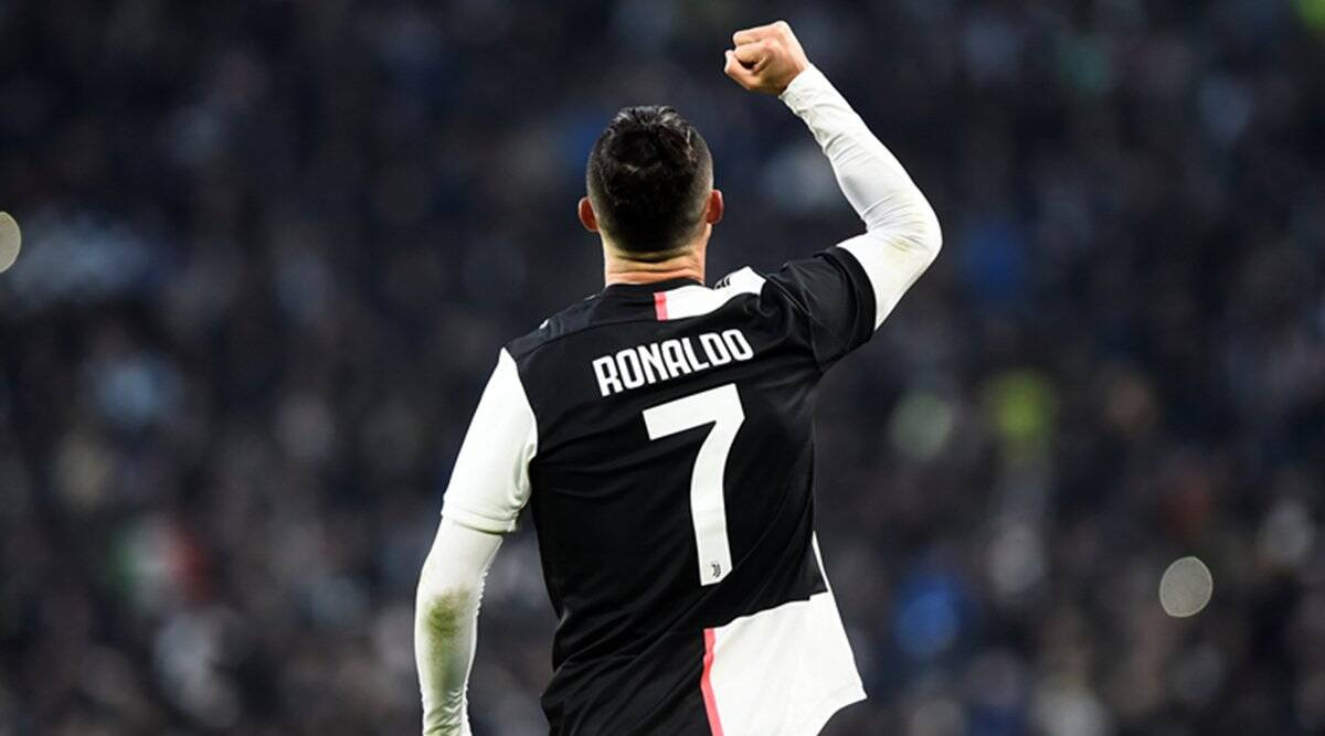 Cristiano Ronaldo Pledges To Reach Higher In 3rd Year With Juventus Sports News The Indian Express