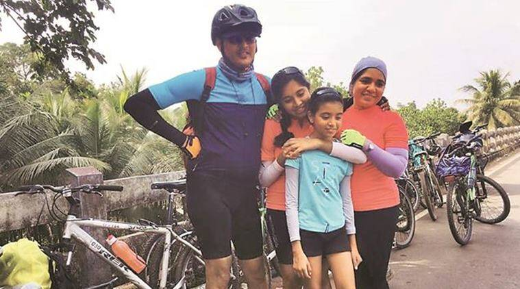 10-year-old Nagpur girl youngest cyclist in expedition, covers 573 km in 9 days