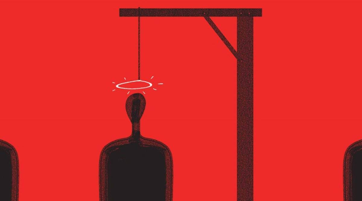 death penalty, death penalty supreme court, death penalty rape murder case, death penalty cases india, death penalty by trial court, death penalty decison, capital punishment, indian express