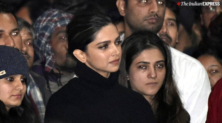 Bollywood has Deepika Padukone's back as she gets backlash for visiting JNU