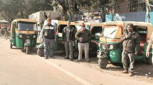 In capital's poll race, auto drivers say left behind: 'Taxis, e-rickshaws are unchecked'