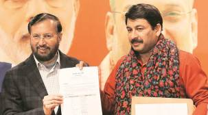 13 names yet to be announced: Few surprises, many repeats as BJP announces 57 candidates for Delhi polls