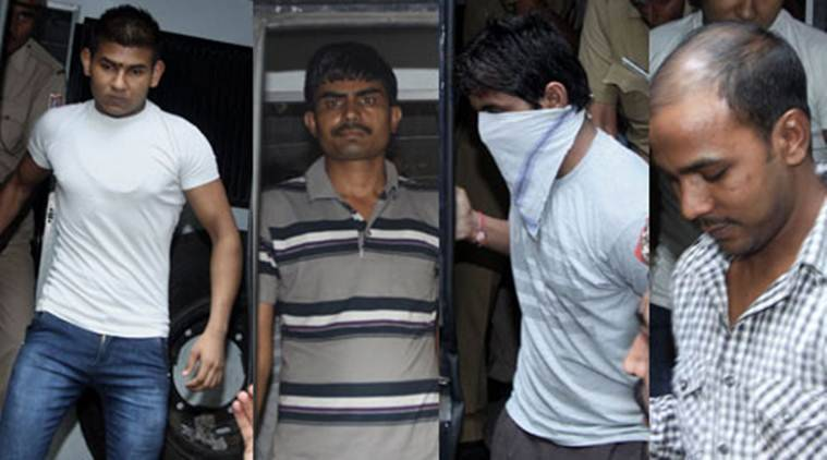7 am, January 22, Tihar Jail: Delhi court orders hanging of December 16 gangrape convicts