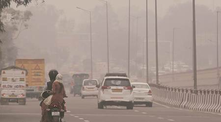 Delhi air quality, Delhi pollution, Delhi air pollution, Delhi winters, Delhi news, city news, Indian Express