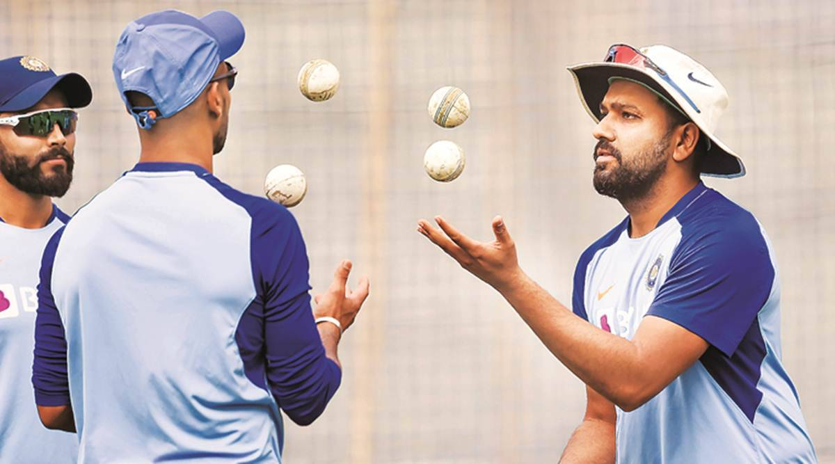 Rohit Sharma clears fitness test at NCA, to leave for Australia on Dec 14 - The Indian Express