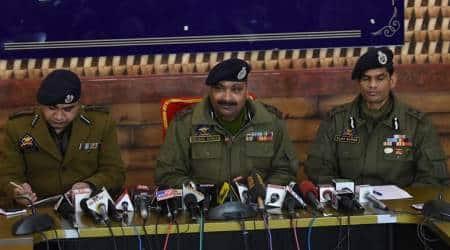 Jammu and Kashmir police, Jammu and Kashmir encounter, Shopian encounter, Jammu and Kashmir de-radicalisation camps, de-radicalisation camps, India news, Indian Express