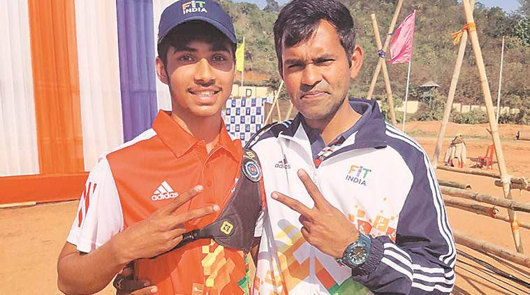Khelo India Youth Games: Chandigarh boy becomes champion in boys' U-17 recurve archery