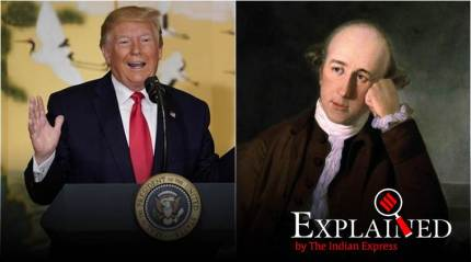 Why the failed attempt to impeach Warren Hastings is relevant to Donald Trump's trial