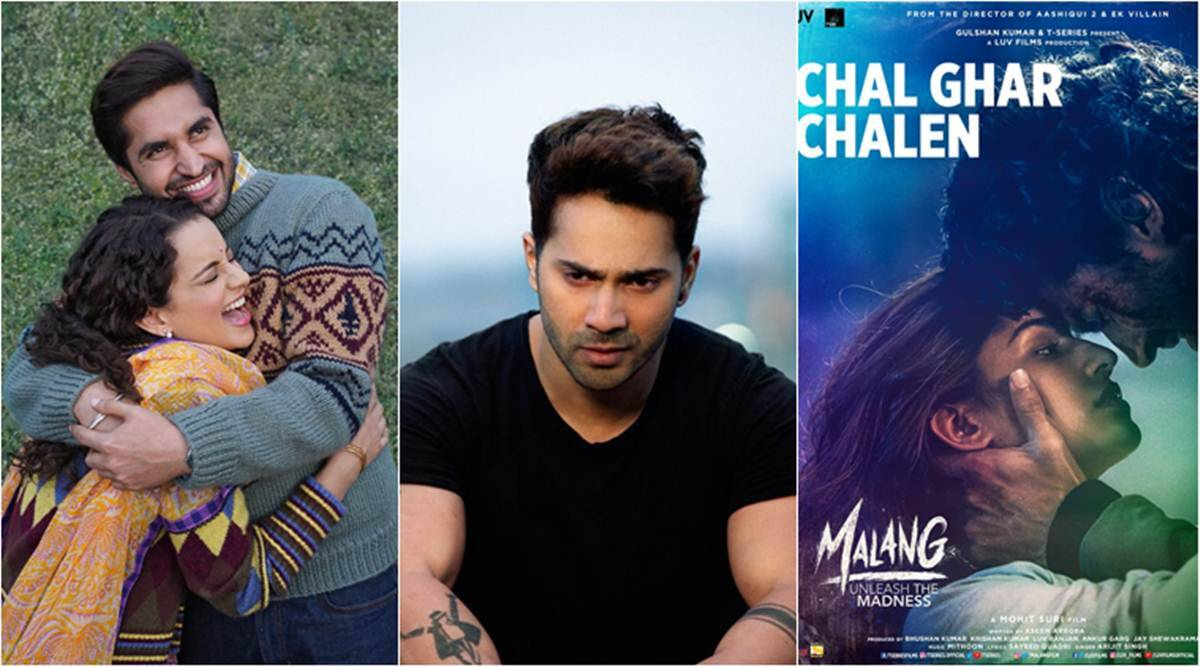 Top Bollywood Songs Of The Week Malang S Chal Ghar Chalen Street Dancer 3d S Dua Karo And Panga Title Track Entertainment News The Indian Express