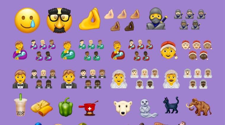 New emojis, emojis, Unicode Consortium, Emoji Version 13.0, iOS emojis, Android emojis, ninja emoji, transgender flag emoji, Italian Hand emoji