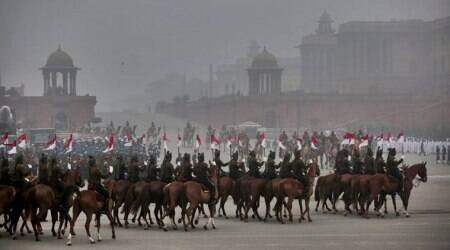 Republic Day, Republic Day 2020, 2020 Republic Day, 71st Republic Day, R-day celebrations, Republic Day parade, R-day parade, India news, Indian Express