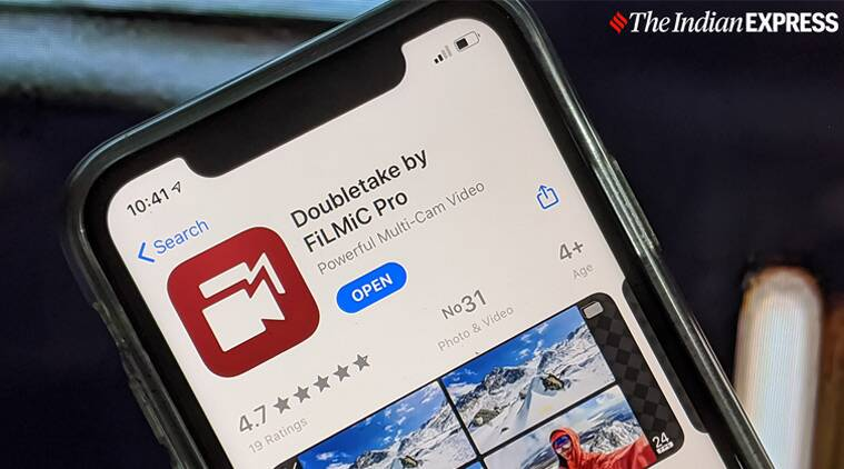 DoubleTake by Filmic, free DoubleTake app, DoubleTake app iPhone 11, iPhone multicamera video app, DoubleTake free download