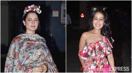 Neha Kakkar, Tahira Kashyap and others attend Panga screening