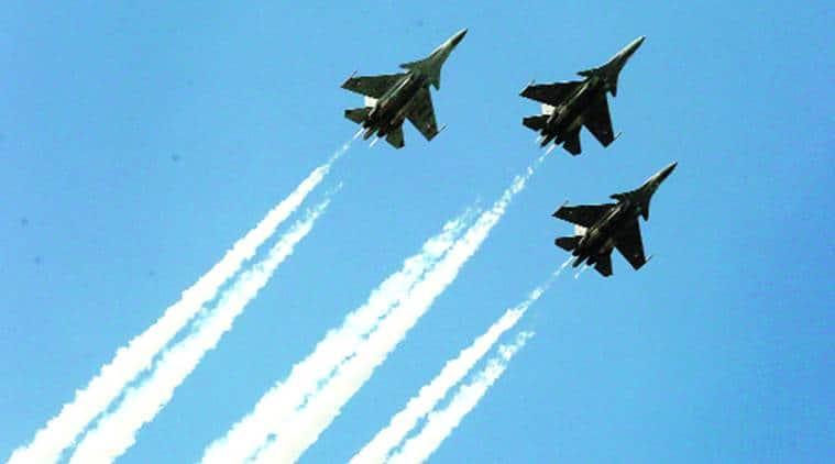 Republic Day parade, Republic Day celebration, Republic Day india gate, Republic day fighter jets delhi news, india news, indian express news