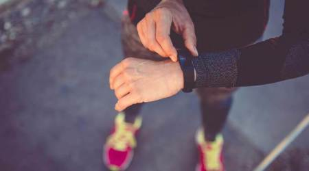 Fitness trackers, wearable fitness trackers, Fitbit wearable fitness trackers, flu surveillance, Lancet journal, smartwatches, best Fitness trackers, Indian express