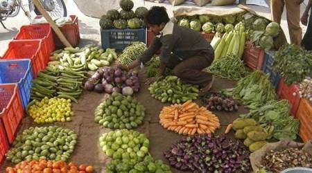 india march 2020 cpi retail inflation, india consumer price index cpi inflation march 2020, india food inflation march 2020, business news india, indian economy news, indian express business news