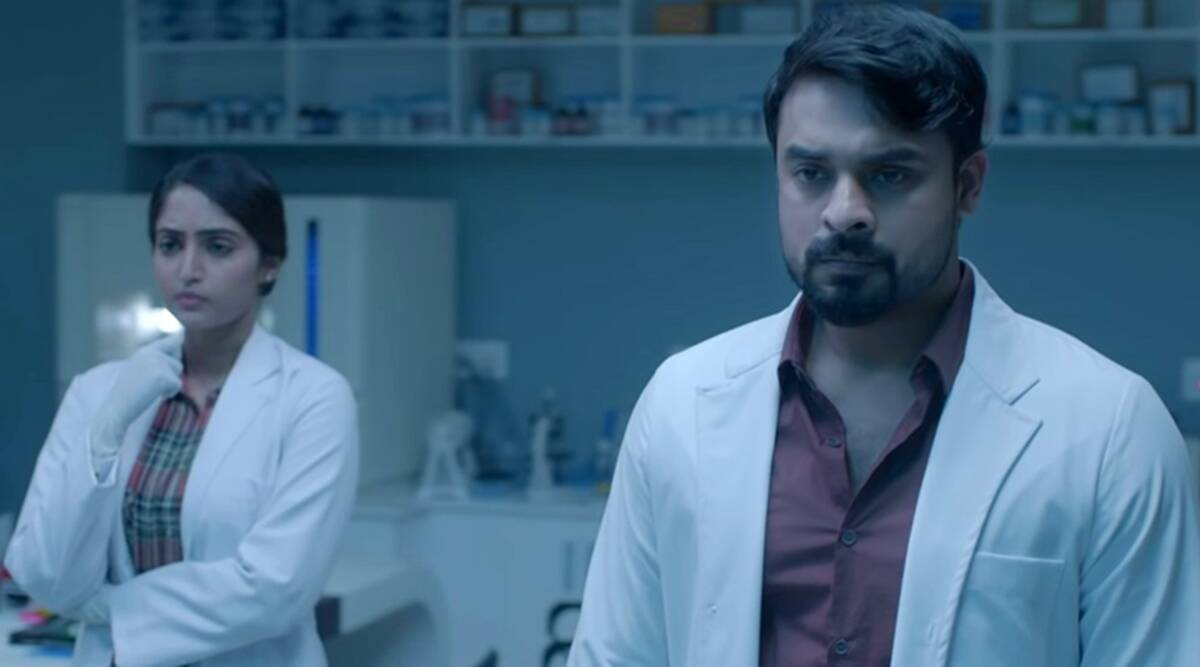 Forensic Teaser Tovino Thomas Promises A Gripping Thriller Entertainment News The Indian Express