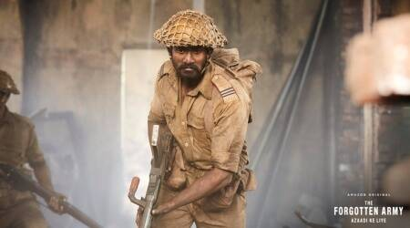 The Forgotten Army, The Forgotten Army review, Forgotten Army, Forgotten Army review, amazon prime video, prime video, kabir khan