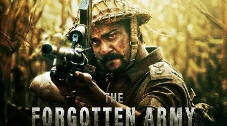 sunny kaushal the forgotten army