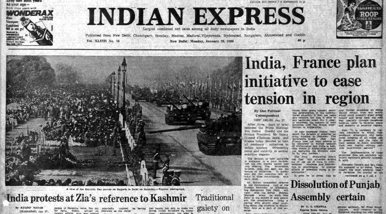Forty years ago january 28 1980 indo france talks indira gandhi