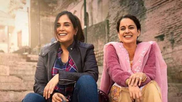 kangana and richa chadha