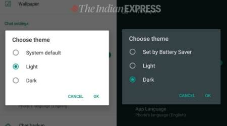 WhatsApp finally gets Dark Mode: Here is how you can use it