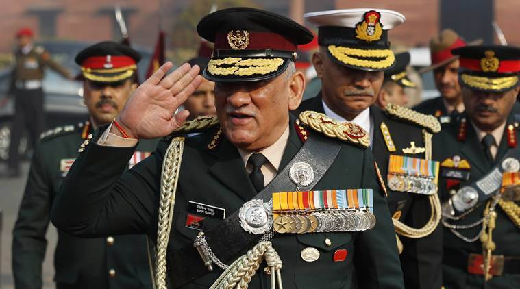 Bipin Rawat, CDS, chief of defence staff, india chief of defence staff, cds, india cds, what is the role of cds, general bipin rawat, general bipin rawat cds, indian express