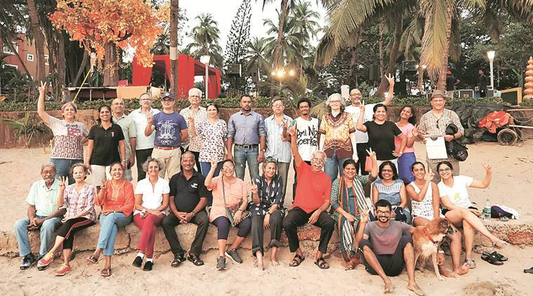 Right To Public Spaces: In Goa, Republic Day celebrated by 'reclaiming beach'