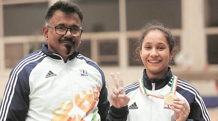 'First thing I thought after winning medal was to catch up on my studies'