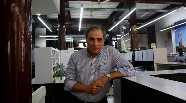 Architect Hafeez Contractor