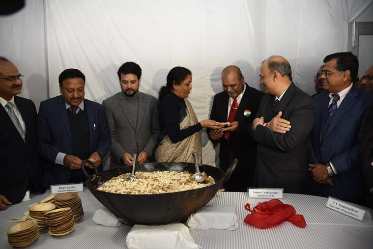 Explained: Halwa ceremony at Finance Ministry