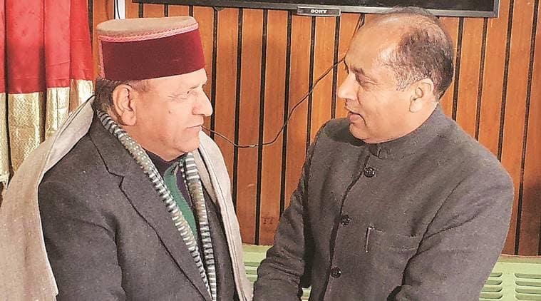 Rajeev Bindal resigns, Himachal Pradesh Chief Minister Jai Ram Thakur, himachal pradesh news, himachal pradesh bjp, indian express news