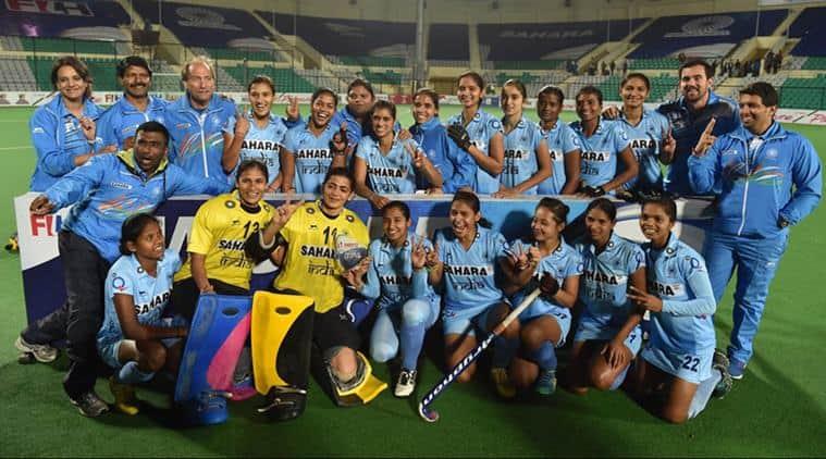 Indian women's hockey team, New Zealand, Olympic Games, hockey, sports, latest news, hockey news, indian express
