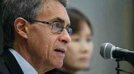 Human Rights Watch boss Kenneth Roth says he was barred from Hong Kong