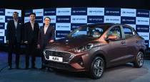 Hyundai launches compact sedan Aura in India starting at Rs 5.80 lakh