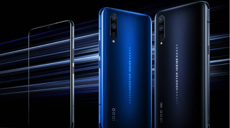 BBK Group unveils 5G-ready iQOO smartphone brand in India