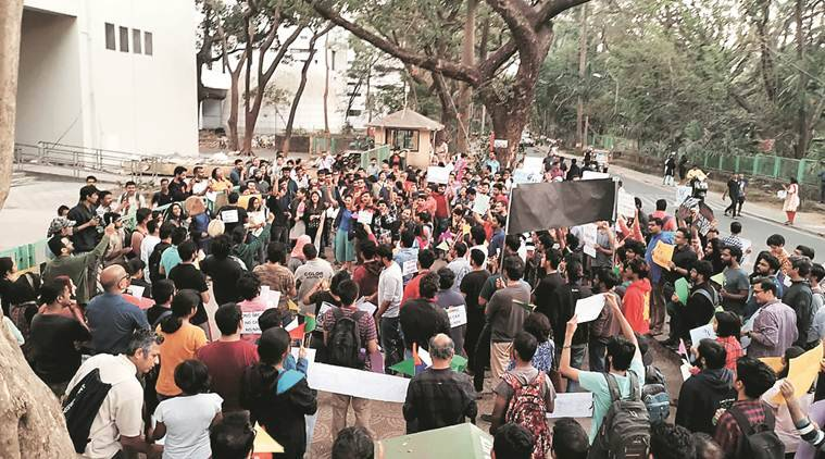 At IIT, 10-day protest ends, another to begin